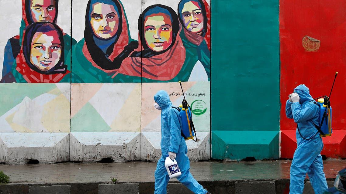 کرونا افغانستان