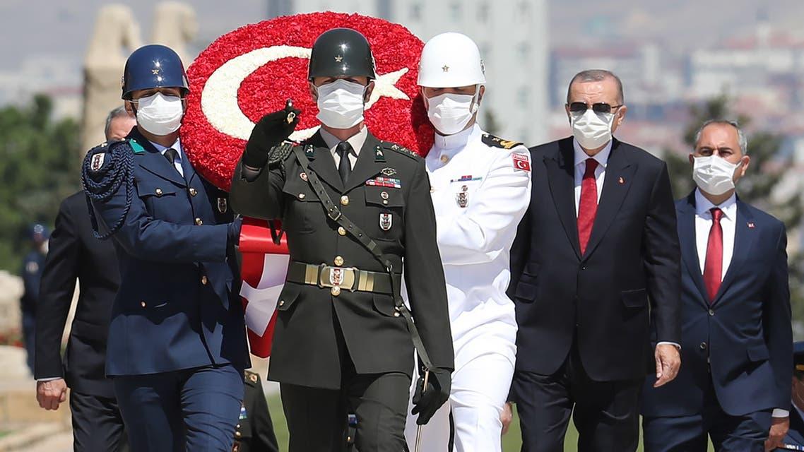 الرئيس التركي رجب طيب أردوغان(أرشيفية- فرانس برس)