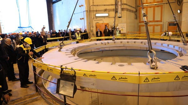 إيران تؤكد أنها تتقدم بأبحاثها حول إنتاج معدن اليورانيوم