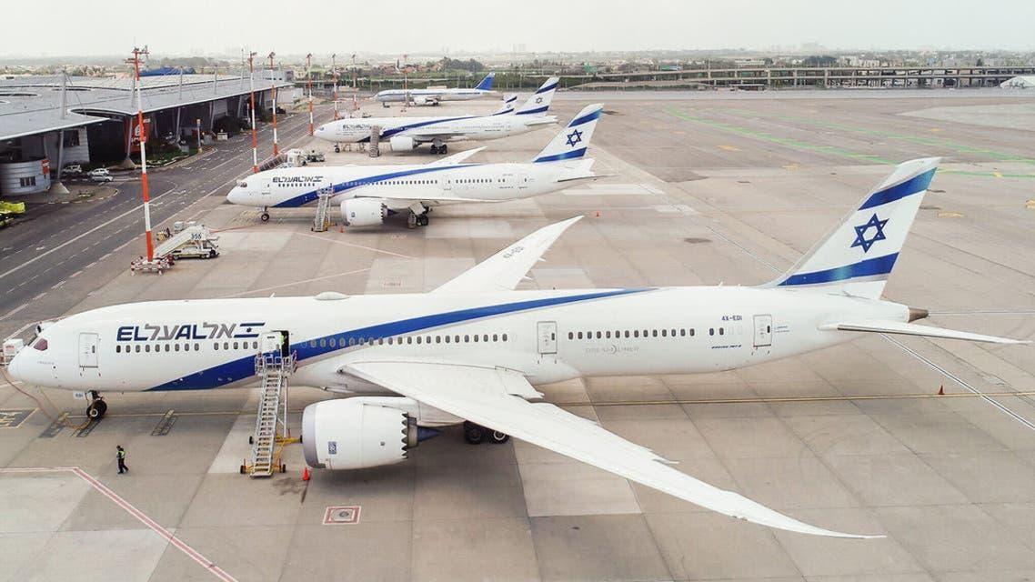 Israeli plnes