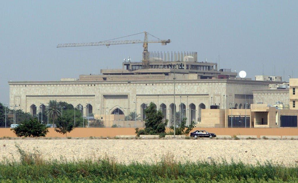 السفارة الأميركية في بغداد (أرشيفية)