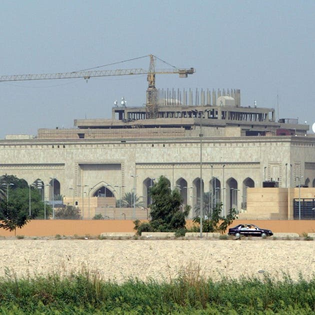أميركا تتصدى لهجوم صاروخي على سفارتها ببغداد ولمسيرة بسوريا