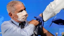 شاهد الدكتور فاوتشي يتلقى لقاح مودرنا في بث تلفزيوني