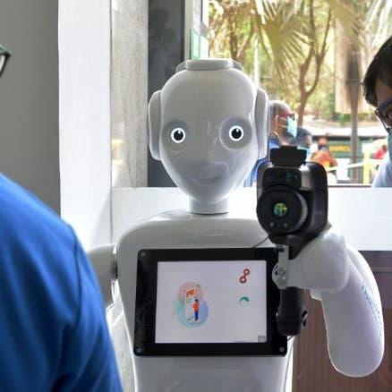 روبوتات للمساعدة بمواجهة كورونا في هذه الدولة!