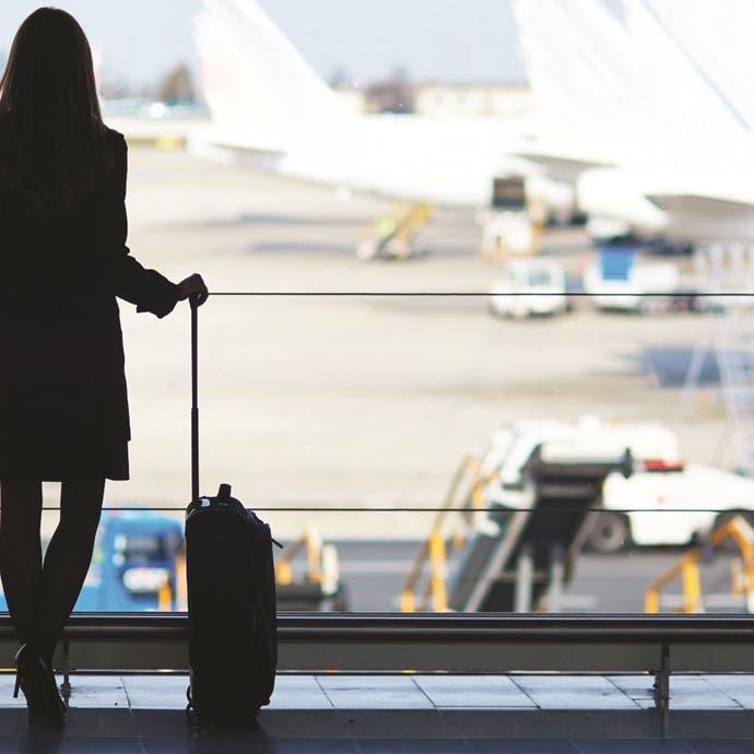 الطلب العالمي على السفر تراجع 70.3% في نوفمبر 2020