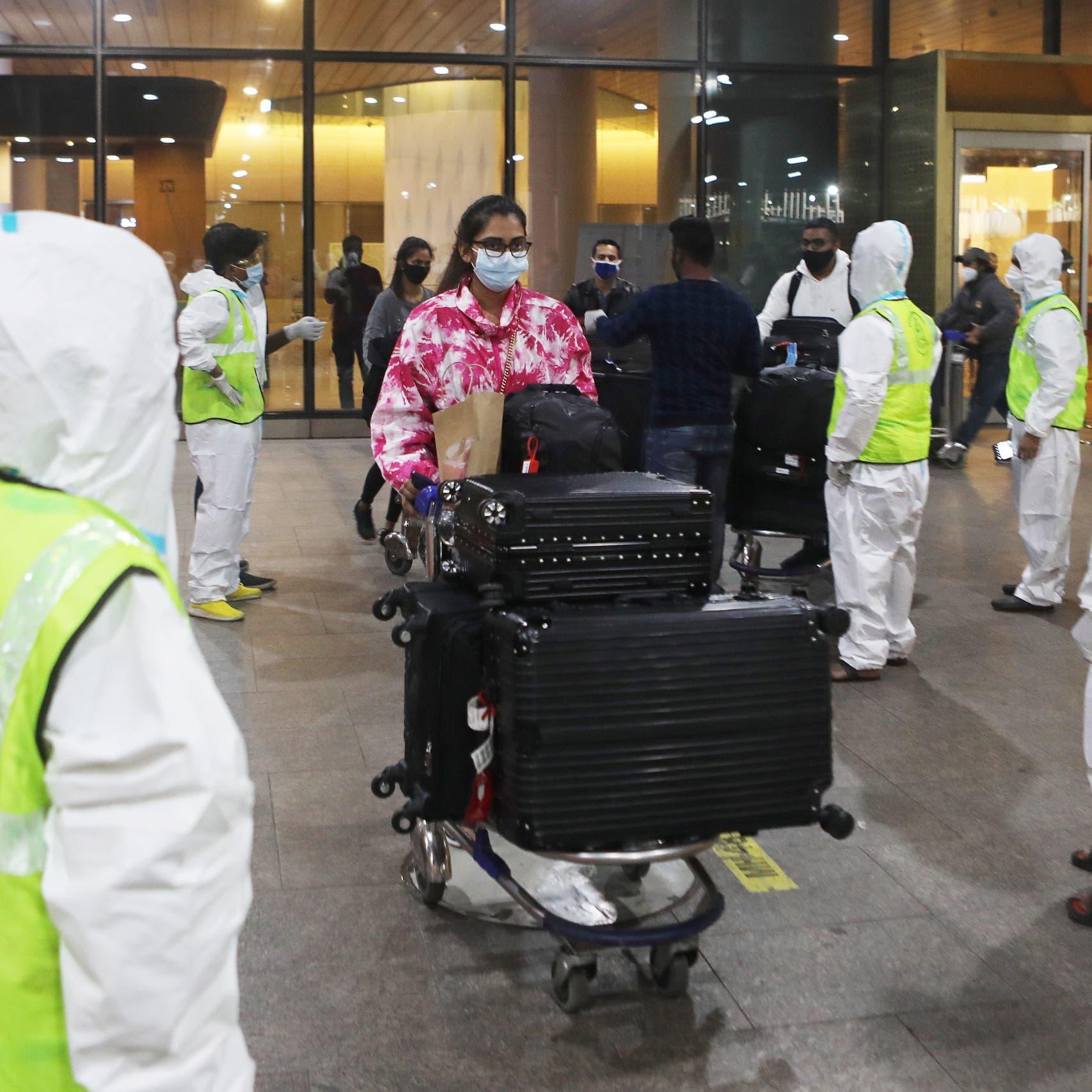 UAE suspends all flights from India due to coronavirus surge