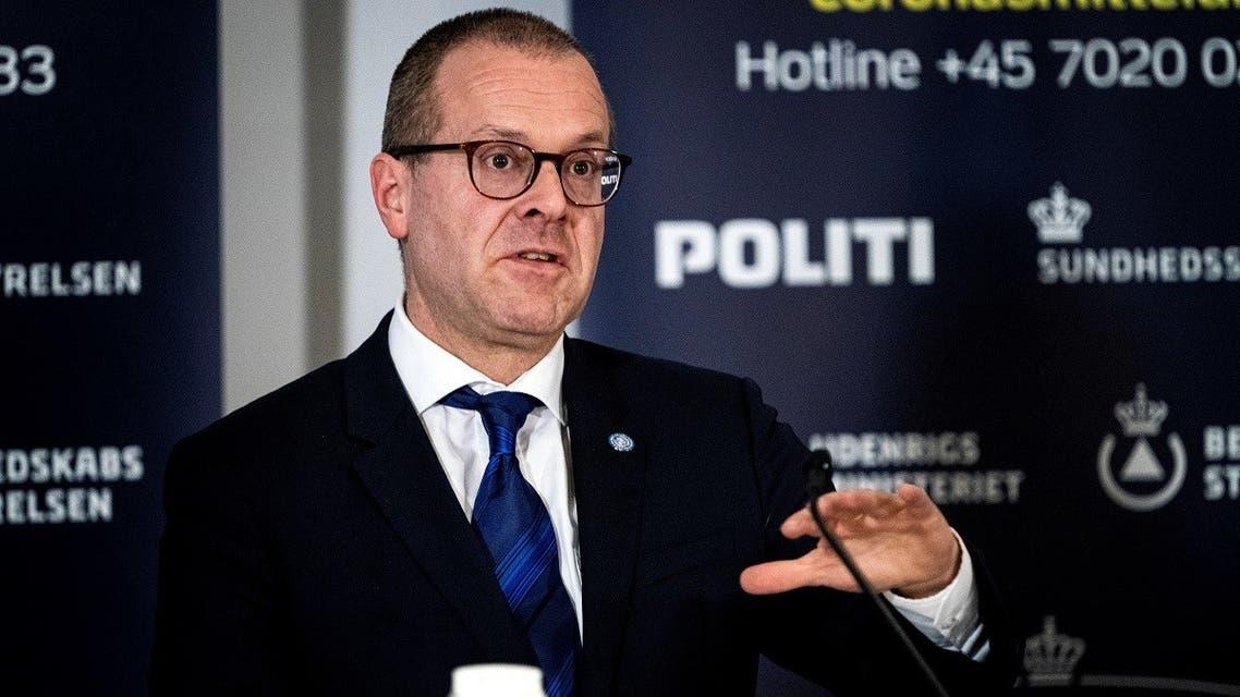 هانس کلوگه، مدیر منطقهای سازمان جهانی بهداشت در اروپا
