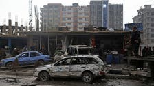 Five, including four doctors, killed in Kabul bombing