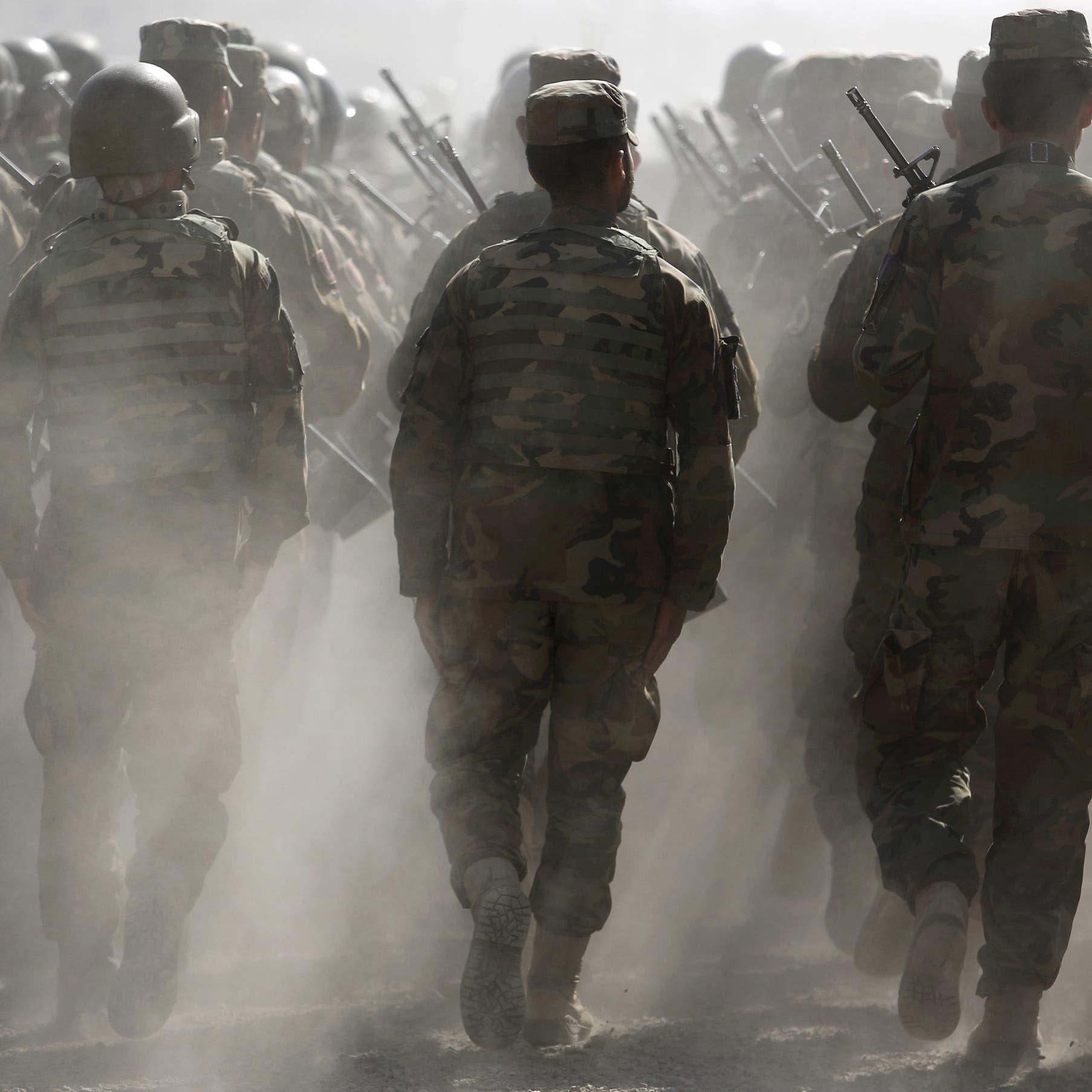 """قوات أفغانية تتدرب بأنقرة.. وقوات تركيا """"لن تقاتل"""" بكابول"""