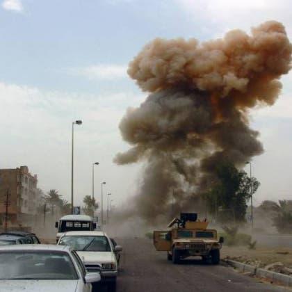 العراق: هجوم بعبوات ناسفة على رتل للجيش الأميركي في بابل