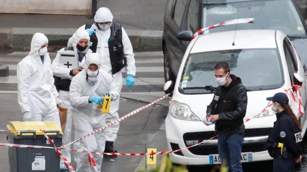 فرانس : فائرنگ کا واقعہ ، 3 پولیس اہل کار ہلاک