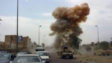 عراق میں امریکی قافلے کے قریب بم سے حملہ