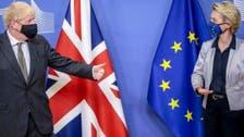 برطانیہ کا یورپی یونین سے ''بریگزٹ'' کے لیے تجارتی معاہدہ طے