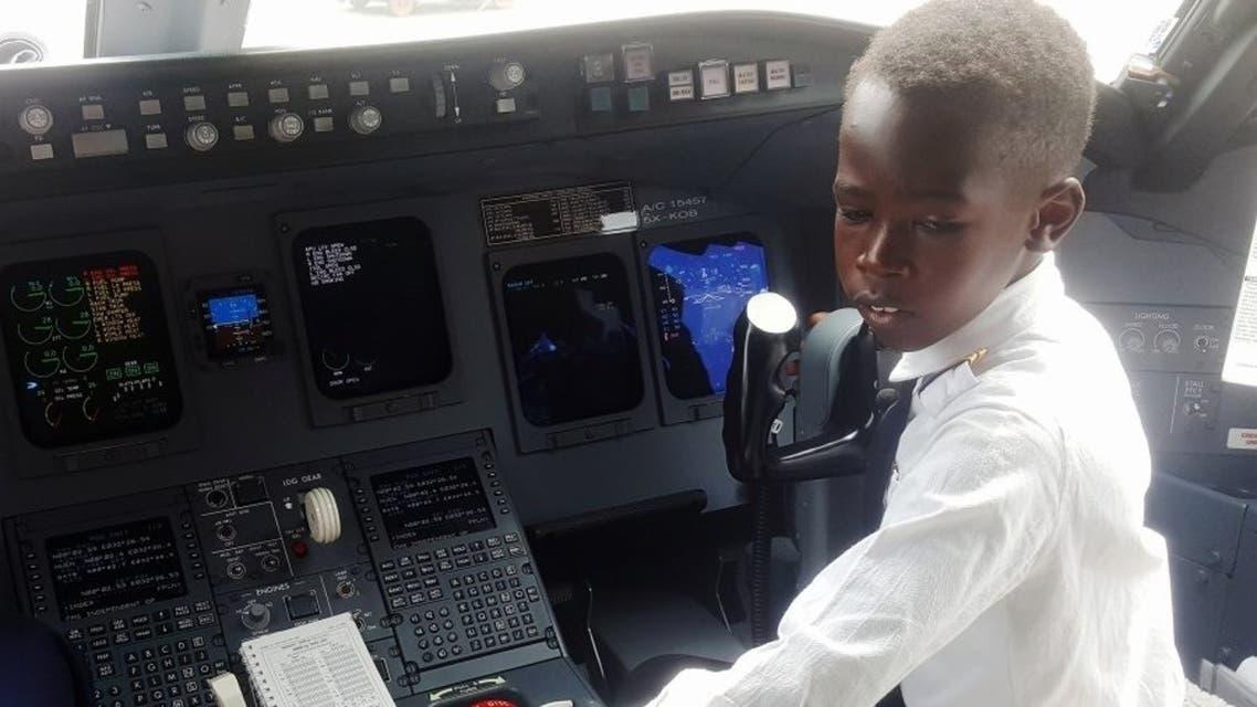 خلبان اوگاندایی