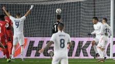 ريال مدريد يعبر غرناطة بشق الأنفس ويزاحم أتلتيكو