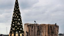 Lebanon celebrates Christmas with trees commemorating Beirut port explosion victims