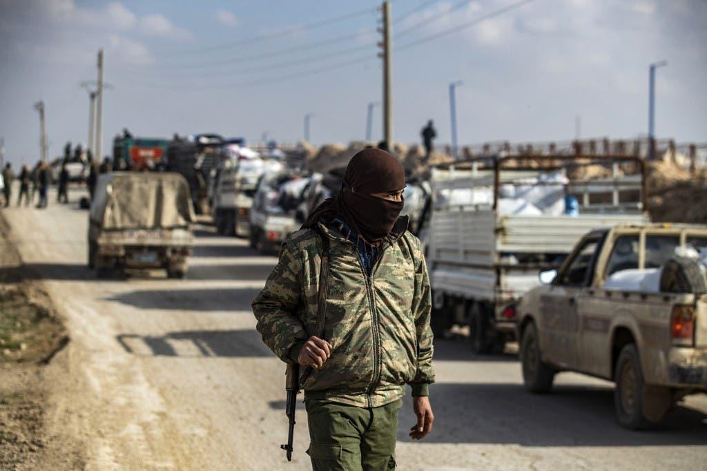 از کمپ ال-هول (مطبوعات فرانسه)
