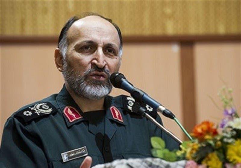 محمد حجازي نائب قائد فيلق القدس بالحرس الثوري الايراني