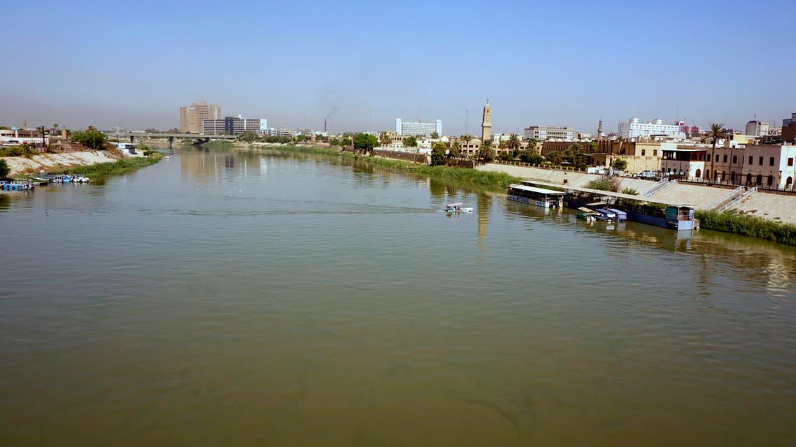 نهر دجلة العراقي (أرشيفية- فرانس برس)