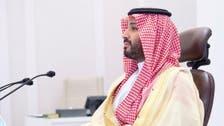 سعودی ولی عہد کی یمن کے صدر کے ساتھ ٹیلی فون پر بات چیت