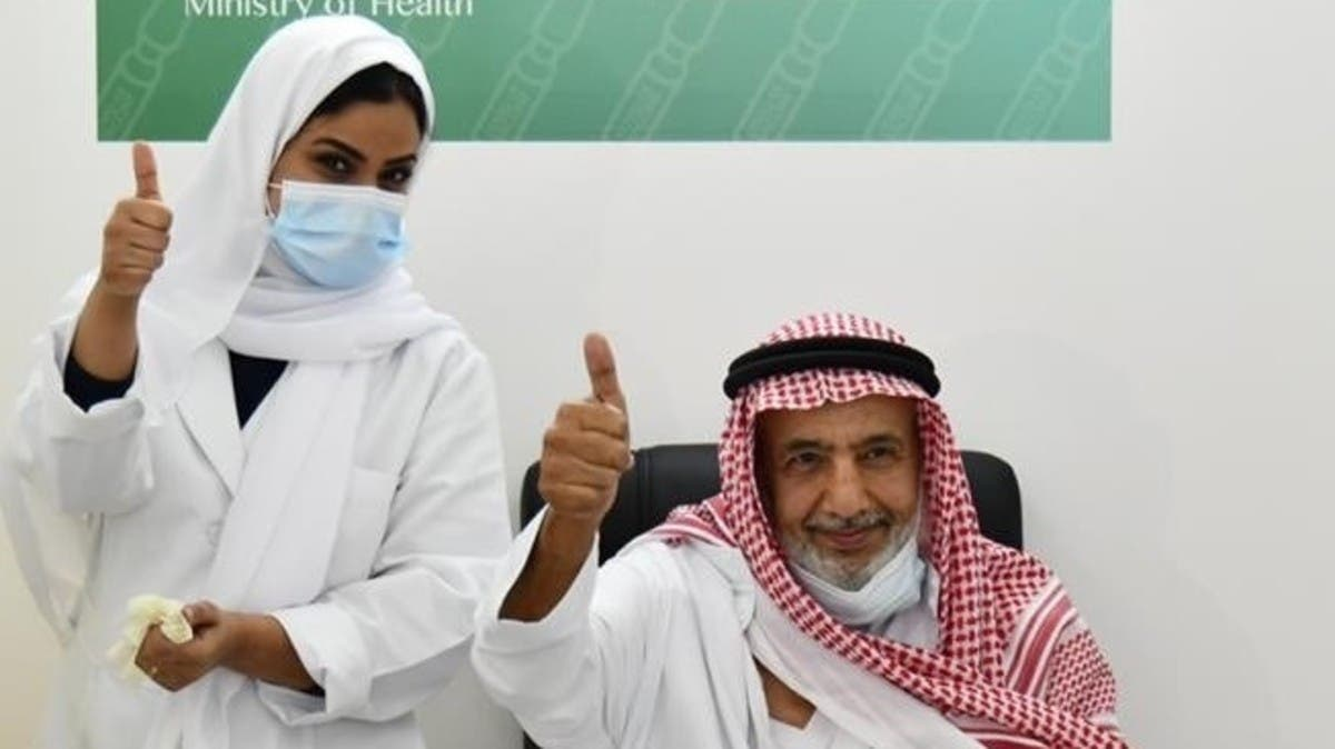 Coronavirus: Saudi Arabia launches second center for COVID-19 vaccines in Jeddah thumbnail
