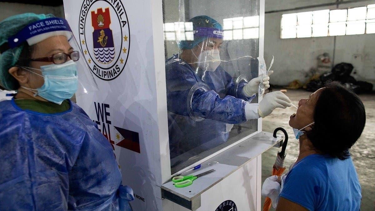 Coronavirus: Philippines extends ban on flights from UK to avoid new COVID-19 variant thumbnail
