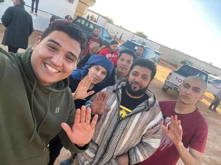 تبادل أسرى بين الجيش الليبي والوفاق
