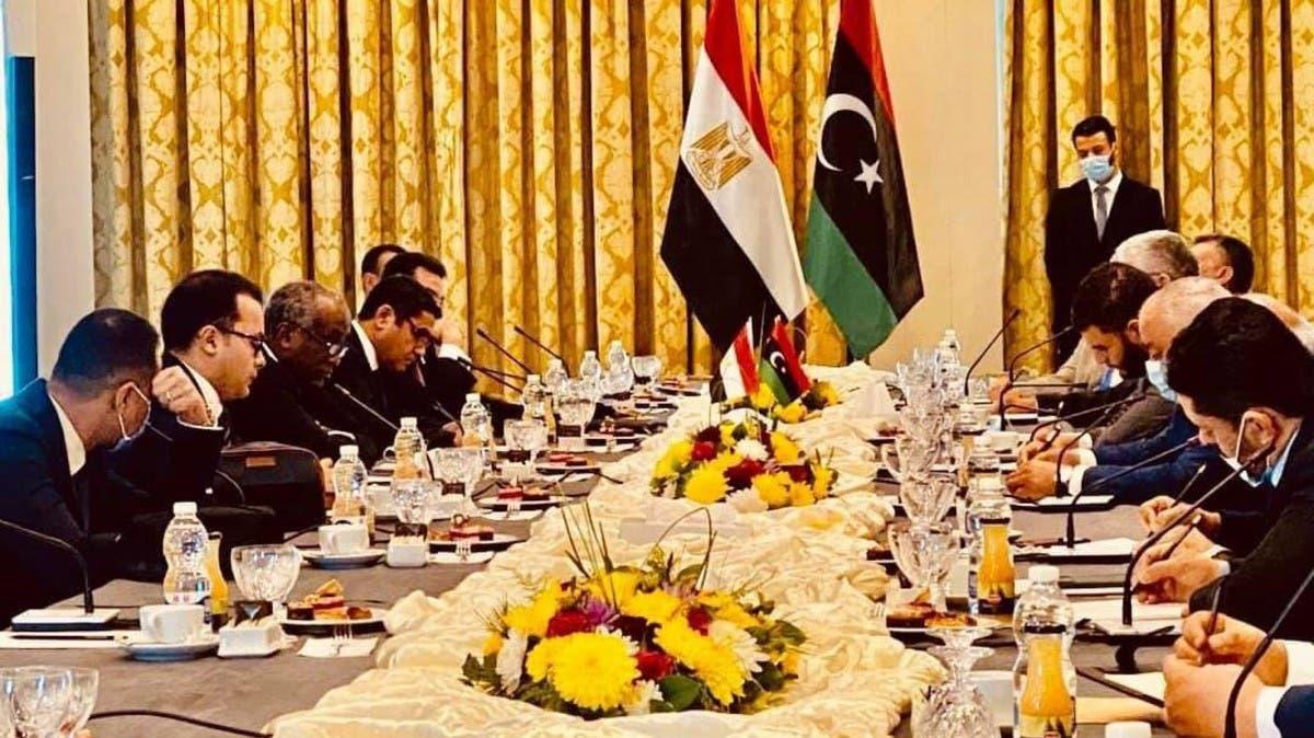 مسؤولون مصريون في طرابلس.. وتفاهمات مع حكومة الوفاق