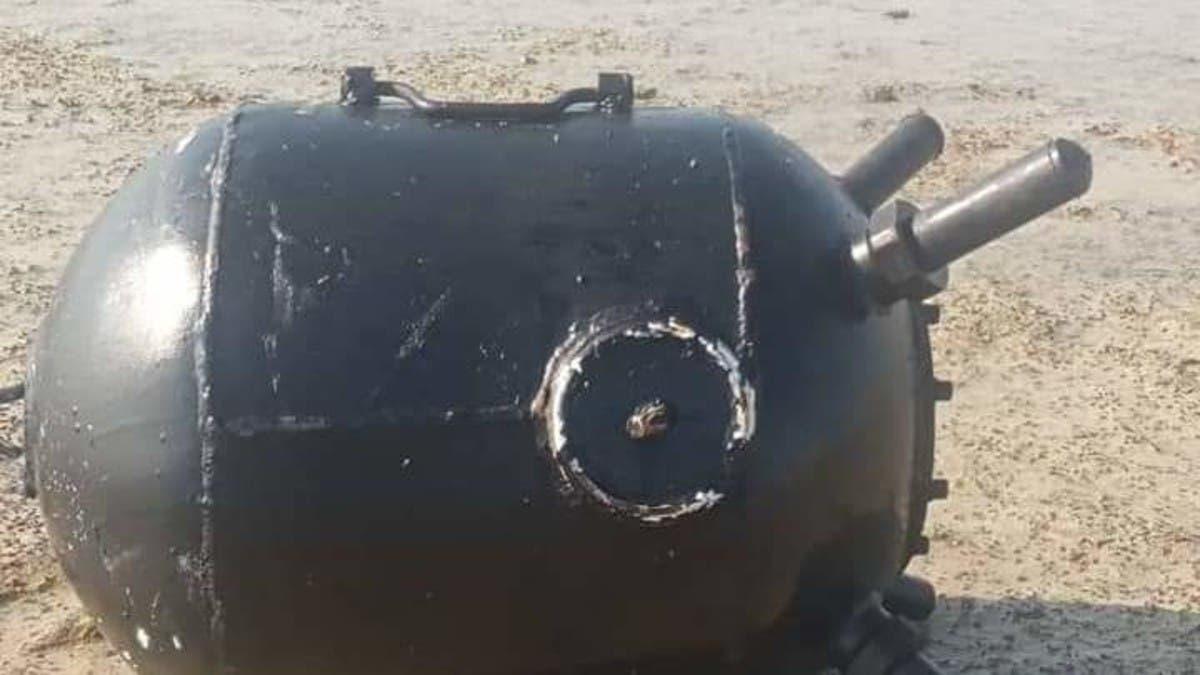 صور.. العثور على ألغام بحرية زرعها الحوثيون في البحر الأحمر