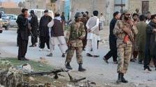 بلوچستان میں دہشت گردوں کے حملے میں سات پاکستانی فوجی شہید
