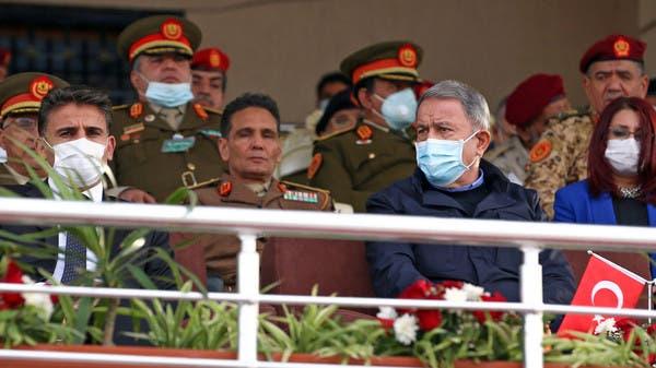 وزير دفاع تركيا يصل ليبيا..في زيارة مفاجئة