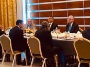 اتفاق بين الوفد المصري والوفاق على استئناف عمل السفارة المصرية في طرابلس