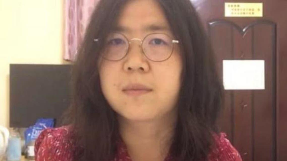 محکومیت به زندان زن چینی به دلیل افشاگری در مورد شیوع کرونا