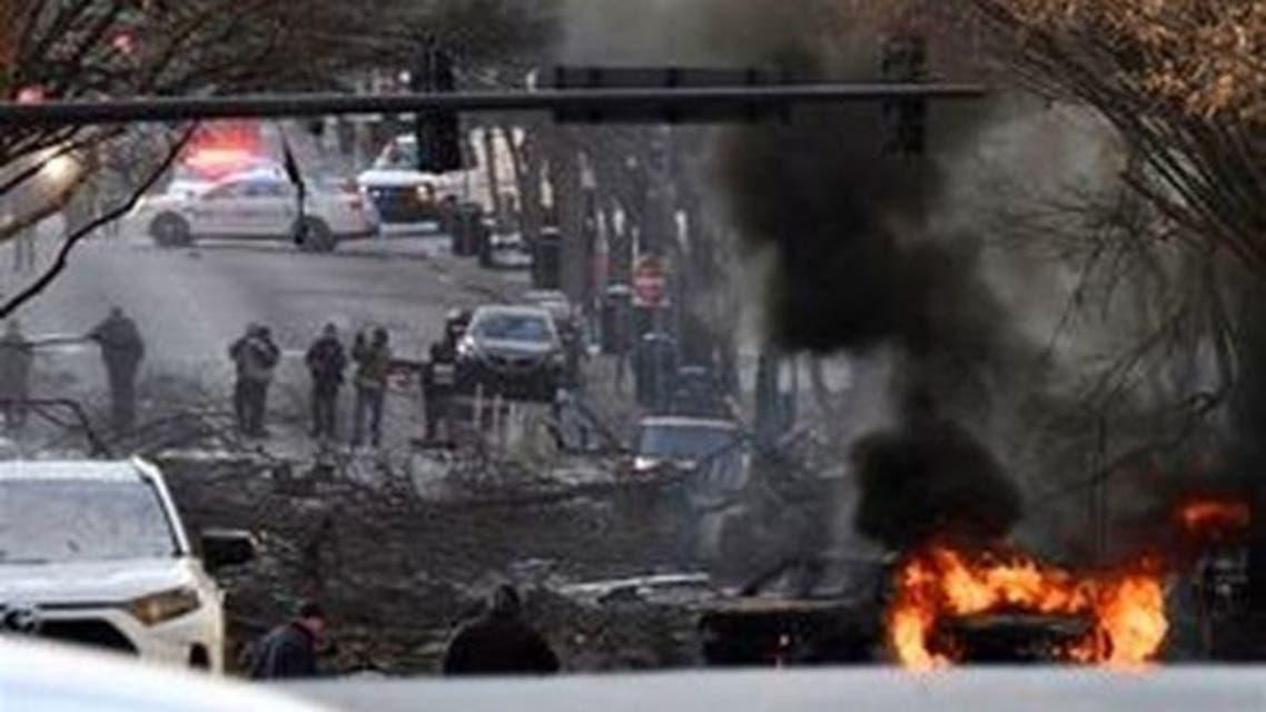 مقامات آمریکایی هويت عامل انفجار نشويل را اعلام کردند