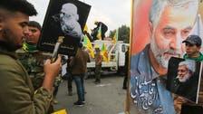 ميليشيات إيران تحيي ذكرى سليماني في سوريا