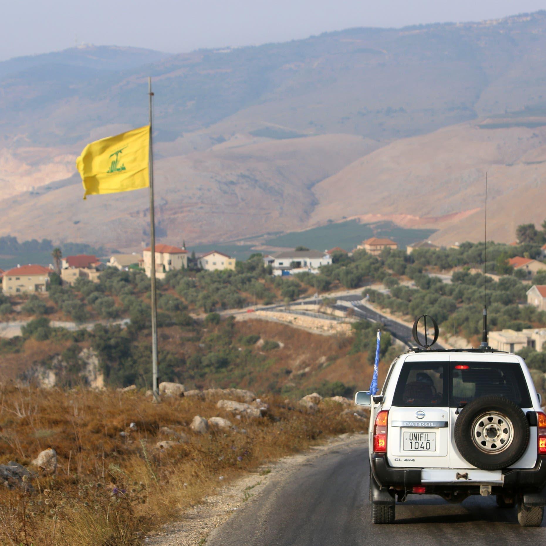 إسرائيل تسقط مسيّرة تابعة لحزب الله اللبناني
