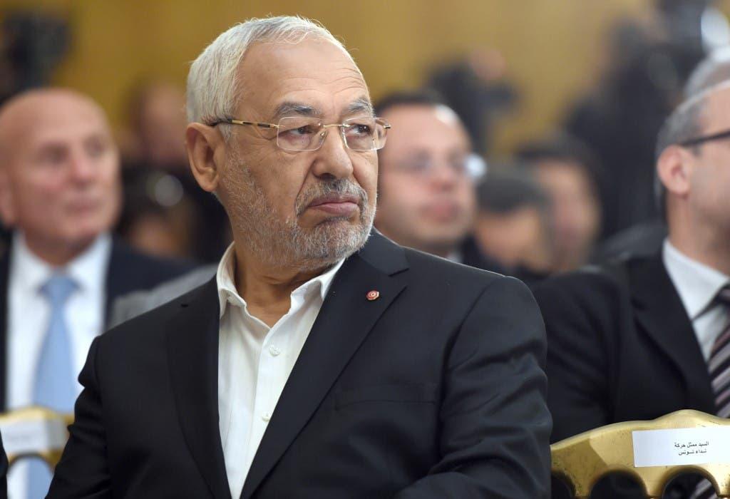 راشد الغنوشی، رهبر حزب اسلامگرای النهضه