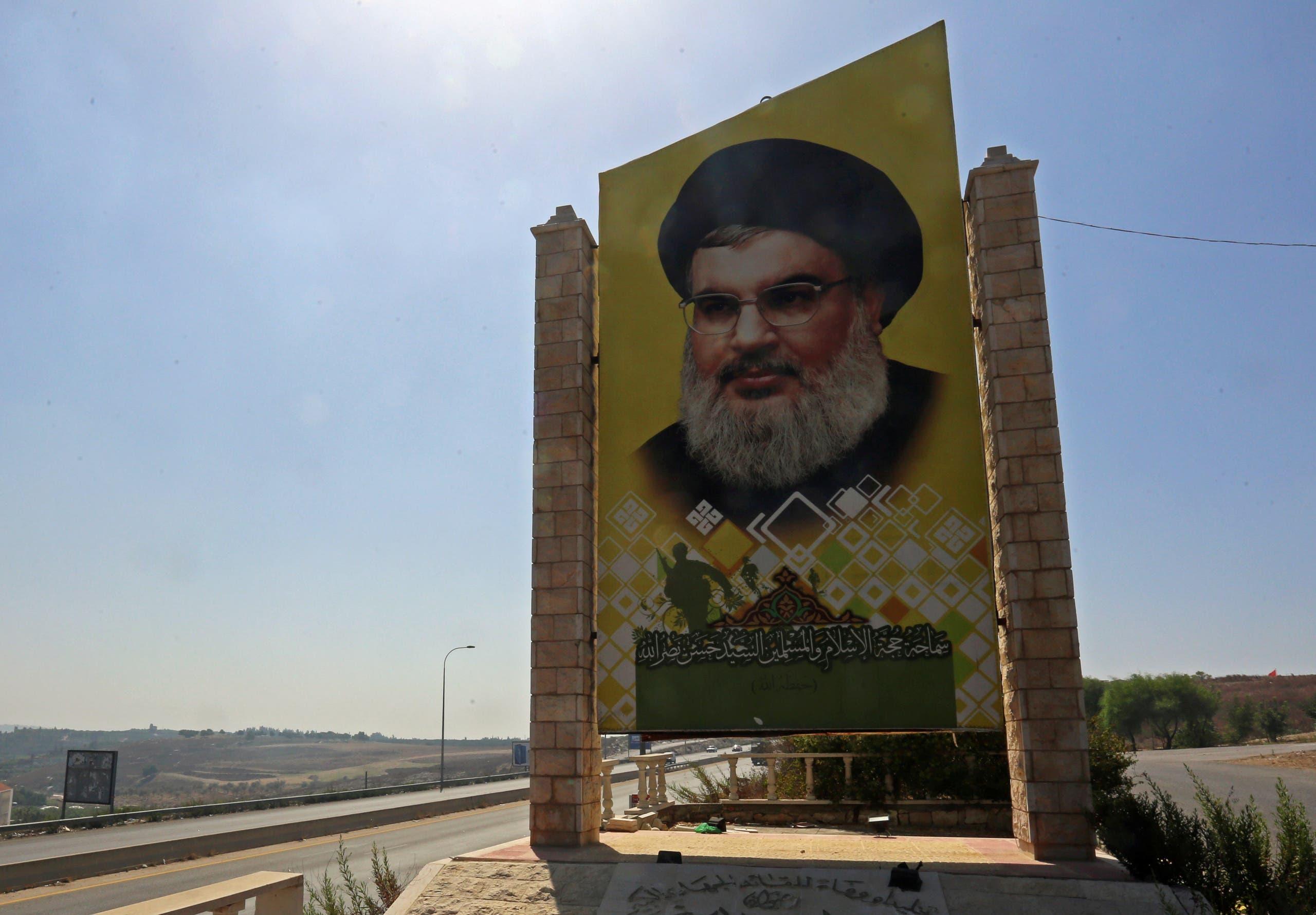 زعيم حزب الله حسن نصرالله (أرشيفية- رويترز)