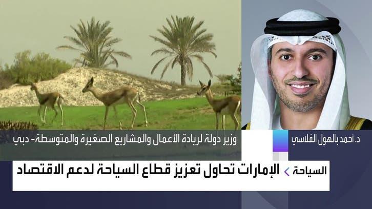 وزير إماراتي للعربية: نسبة إشغال فنادق دبي وصلت إلى 95%