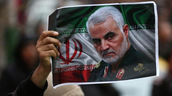 سلیمانی کی حماس تنظیم کو کروڑوں ڈالروں کی فراہمی ، ایرانی پاسداران انقلاب کا جواز