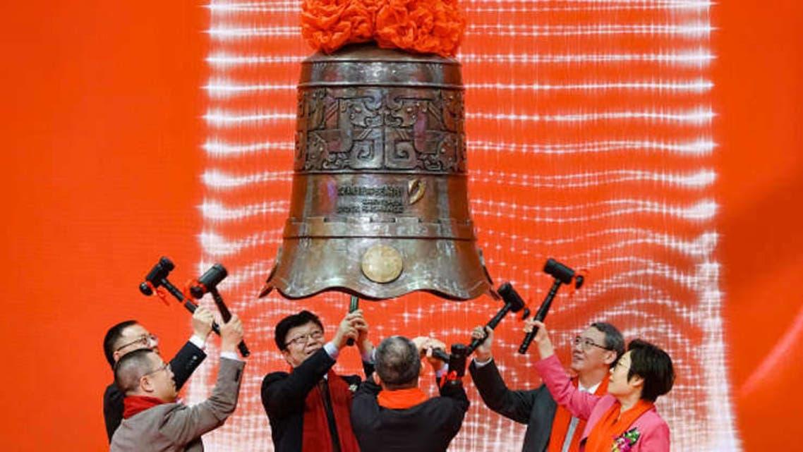 الاكتتابات العامة في الصين