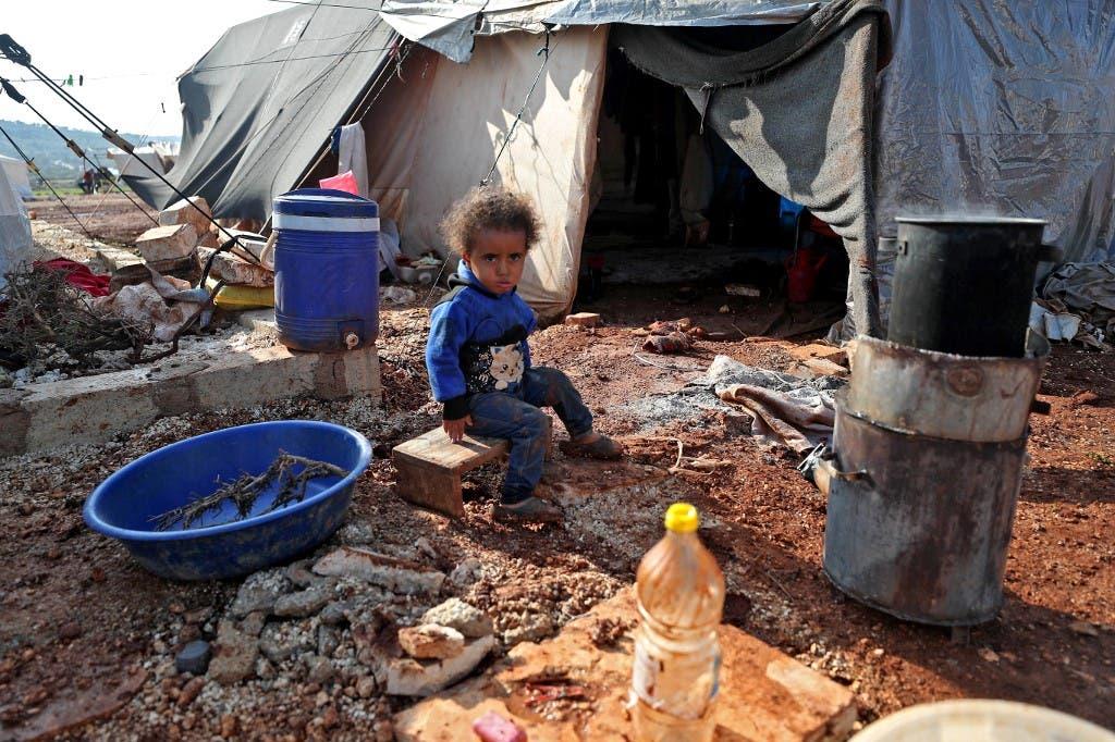 من شمال سوريا - أرشيفية