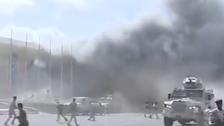 عدن: نئی کابینہ کے طیارے کی ہوائی اڈے آمد پرحملہ،26 افراد ہلاک ، متعدد زخمی