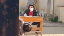 مصر:اسکول کے صحن میں امتحان لینے پر کرونا سے متاثرہ طالب علم کی ماں چراغ پا
