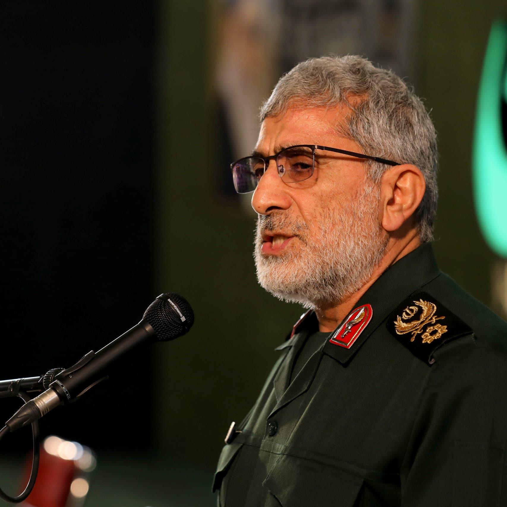 """""""سنرد داخل بيوتكم"""".. قائد فيلق القدس يهدد بعمليات إرهابية داخل أميركا"""