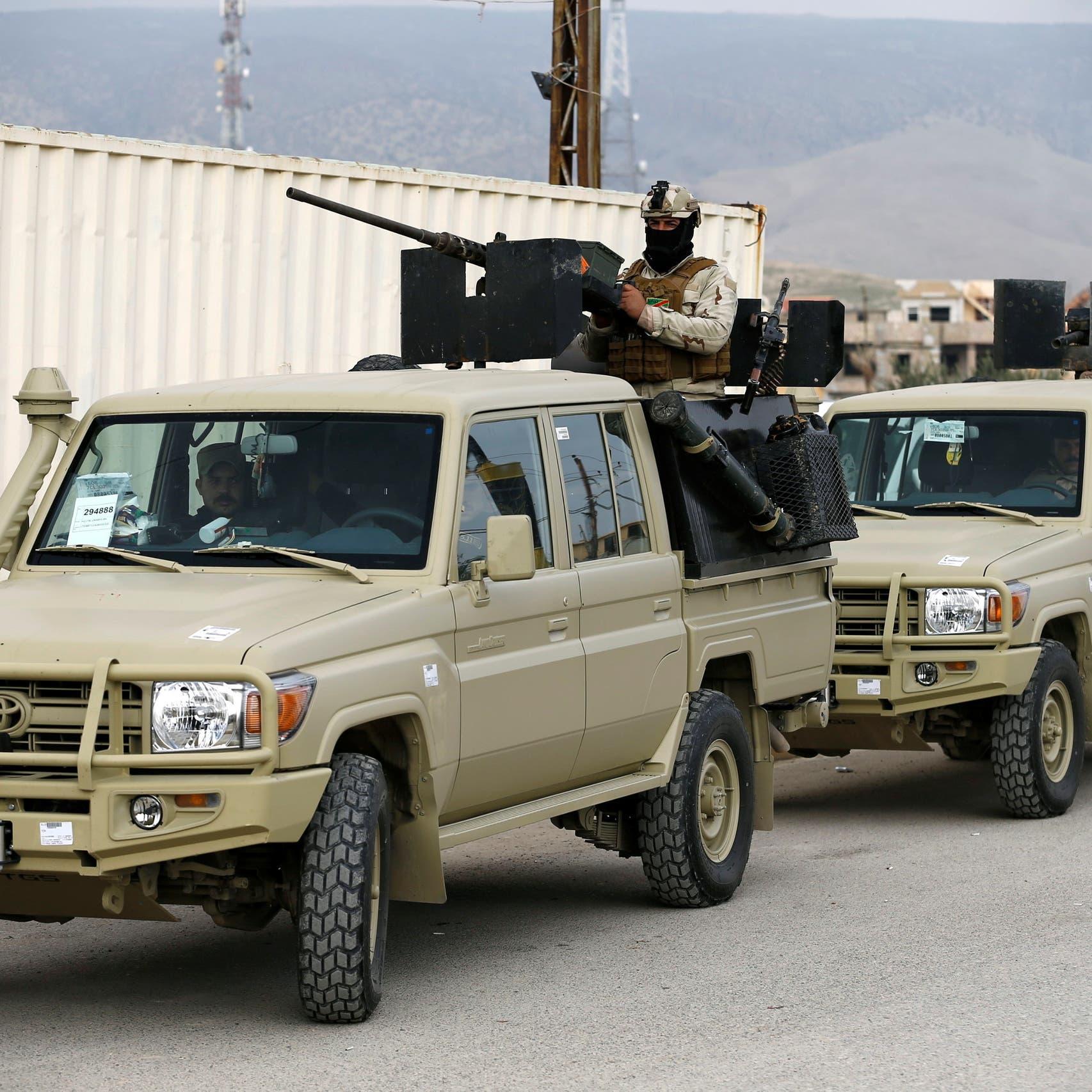 الأمن العراقي يعتقل 4 أشخاص تسللوا من سوريا