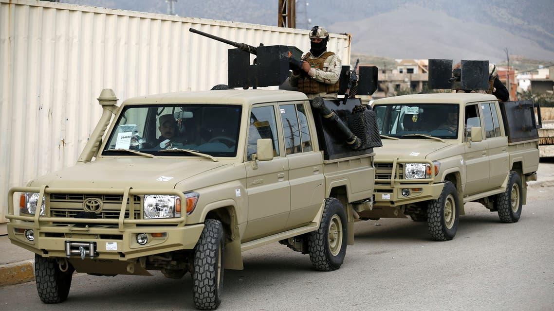 عناصر من قوات الأمن العراقية 3