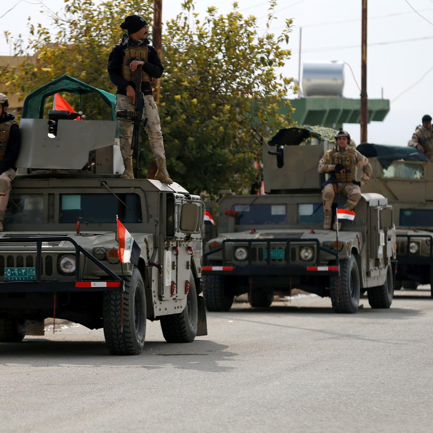 العراق.. تحريك اللواء الأول لتأمين المنطقة الخضراء