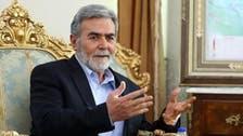 زياد النخالة: سليماني أرسل 10 سفن محملة بالسلاح لغزة