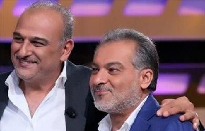ماذا تضمنت رسالة جمال سليمان للمخرج الراحل حاتم علي